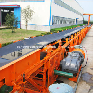 Mining Dsj Telescopic Belt Conveyor / Mining Conveyor pictures & photos