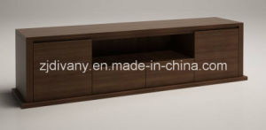 Ikea Style Furniture Solid Wood TV Cabinet (SM-D28B) pictures & photos