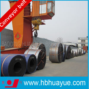 Industrial Polyester Fabric Rubber Conveyor Belt (EP100-600) pictures & photos