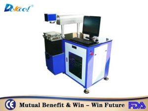 China Supplier Dek-10W CO2 Laser Marking Machine Based on RF Metal Tube pictures & photos