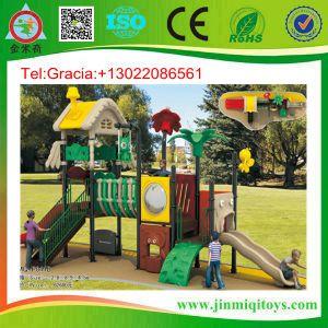 Outdoor Playground Toys, Outdoor Playsets, Kindergarten Playground Jmq-P041b