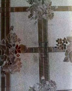 PVC Table Cloth Table Cover Decorative Sheet Supplier pictures & photos
