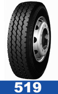 385/65r22.5 425/65r22.5 435/50r19.5 China Longmarch Brand Radial Truck Tyre pictures & photos