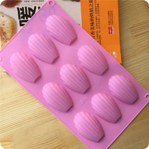 Hot Sell Fan-Shaped DIY Silicone Cake Mould pictures & photos