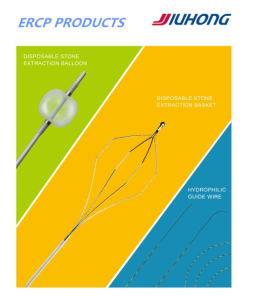 Professional Supplier -Single Use Jiuhong Stone Ercp Retrieval Balloon pictures & photos