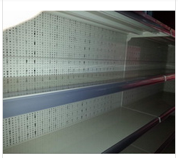 Metal Supermarket Shelf for Bolivia Store Retail Fixture pictures & photos
