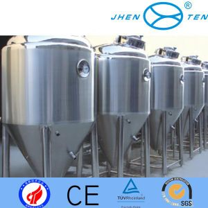Infinitely Variable Sanitary Stainless Fermentation Tank Single Layer for Wine pictures & photos