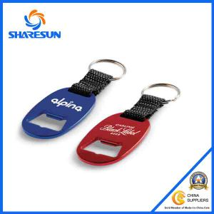 Wiith Opener Metal Keyholder for Promotion Gift