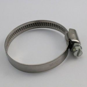 9mm Band Width Stainless Steel German Type Hose Clamps pictures & photos