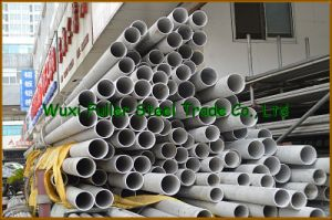 SUS 904L 439 304 Stainless Steel Seamless Pipe pictures & photos