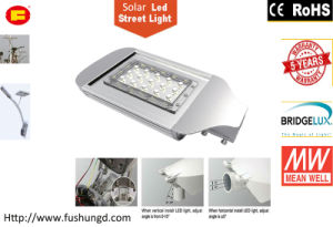 40W New Patent Solar LED Streetlight of CE RoHS pictures & photos