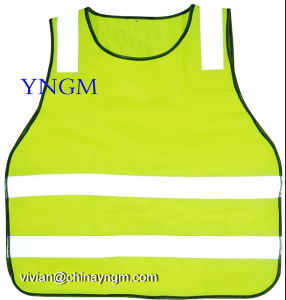 2015 New Design Reflective Safety Vest for Children pictures & photos