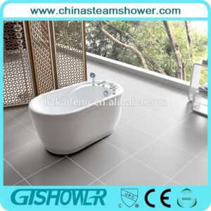 Acrylic Freestanding Small Soaker Bathtub (BL1001TS) pictures & photos