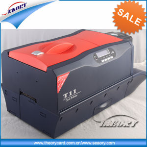 Seaory T11 Single Side/Dual Side Thermal ID Card Printer pictures & photos