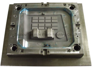 Plastic Injection Vehicle Automotive Center Console Mould