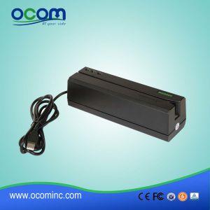 Msr605 Handheld Msr Magnetic Chip Card Reader for POS pictures & photos