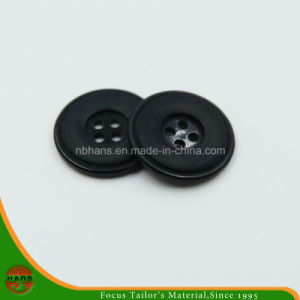 4 Holes Polyester Shirt Button (S-116) pictures & photos