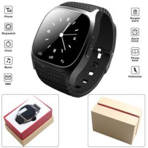 Gelbert M26 Bluetooth Waterproof Smart Watch Mobile Phone pictures & photos