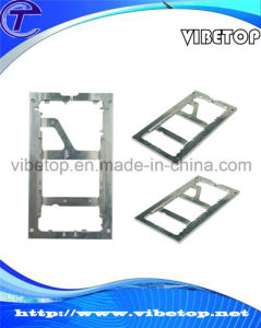 Top Quality Custom Fabrication Mobile Phone Middle Frame Housing pictures & photos