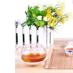 PU-Erh Mini Fermented Tea with Golden Chrysanthemum Flower Flavor in Gift Box pictures & photos
