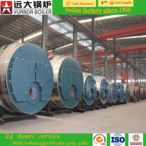 Hot-Sale Horizontal Gas Fired Condensing Steam Boiler Price pictures & photos
