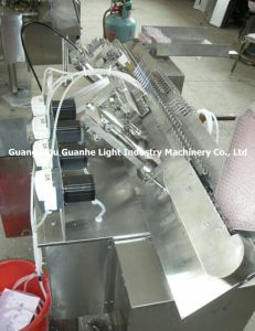 Automatic Ampule Filling Machine with 4-Nozzle Filling Sealing pictures & photos