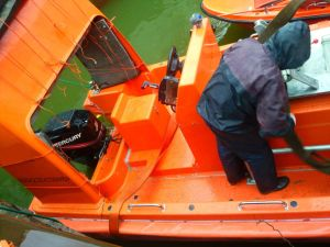 Solas International Orange 15 Persons Rescue Boat pictures & photos