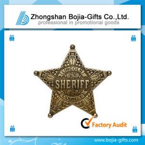 Souvenir Metal Pin Badge with Customized Design (BG-BA285)