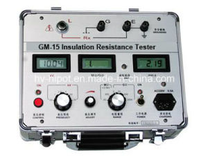 Switchgear Insulation Resistance Tester pictures & photos