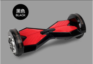Electric Scooter with Bluetooth Speaker, LED Light and Remote Control