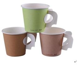Disposable Cup with Handle Machine pictures & photos