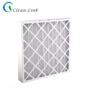 Primary Furnace Filters G4 Filtration Class White Color pictures & photos