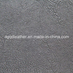 Special Classical Color of PU Leather (QDL-52058) pictures & photos