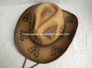 100% Paper Dyed Cowboy Hat
