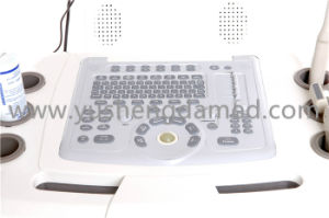 Trolley Color Doppler Ultrasound System pictures & photos