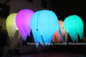 Hot Sale Inflatable Advertising Balloon Inflatable Advertisement with LED Light for Event pictures & photos
