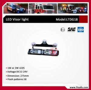 LED Strobe Warning Visor Light (LTDG18) pictures & photos
