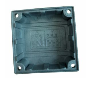Customized Sand Casting Valve Body Cast Iron Throttle Body with Sand Blasting pictures & photos