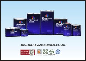 Maxytone M3 Solid Paint for Automotive Repair with High Solid pictures & photos
