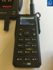 AES-256 High Security Encrypted Portable Handheld Radio, High Secure Radio in VHF/UHF/700-800MHz pictures & photos