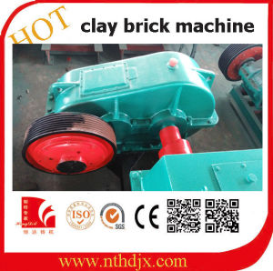 (hot sale in 2016) Small Manual Vacuum Extruder Machine Clay Block Machine pictures & photos