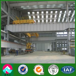 Mezzanine Steel Structure Wokshop (XGZ-SSW 525) pictures & photos