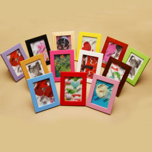 Fashion Designs of Wedding Wood Photo Frame pictures & photos
