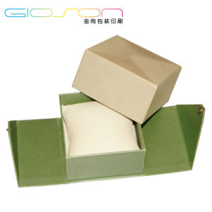 Fancy Paper Folding Gift Packaging Box/ Jewelry Box pictures & photos
