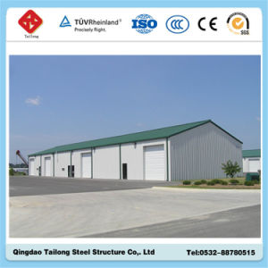 Prefabricated Industrial Construction Design Steel Structure Warehouse pictures & photos
