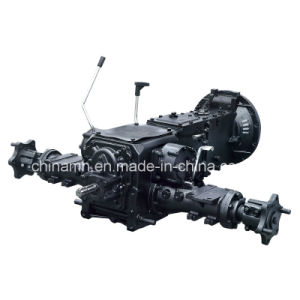 304 Series Rear Drive Axle for Transmission Gearbox