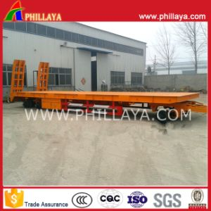2/3axle Truck Trailer Drawbar Towing Full Trailer / Dolly Trailer pictures & photos