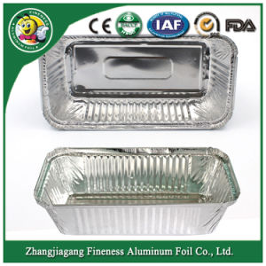 High Qualityaluminium Foil Tray for Food pictures & photos