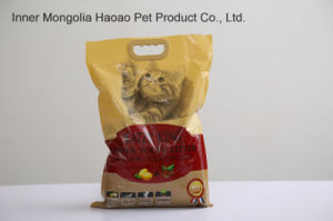 Tofu Cat Litter (coffee) --Clumping and Easy Clean (HA-MS-DFKF01) pictures & photos