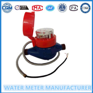 Water Meter Supplier for Iron Body Remote Reading Water Meter pictures & photos